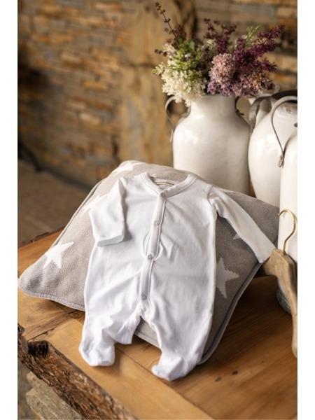 Dupačky z organickej bavlnydlhý rukáv