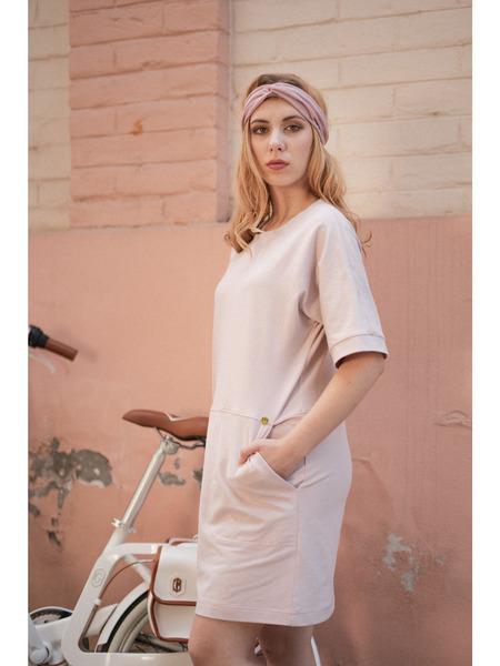 Rovné mini šaty